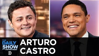 Arturo Castro - Getting Into Characters on Alternatino with Arturo Castro | The Daily Show