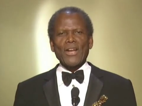 Sidney Poitier Receives an Honorary Award: 2002 Oscars