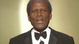 Sidney Poitier Receives an Honorary Award: 2002 Oscars