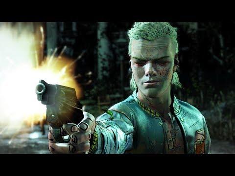 Marlon Murder Clementine 9 Times ENDING - The Walking Dead The Final Season HD