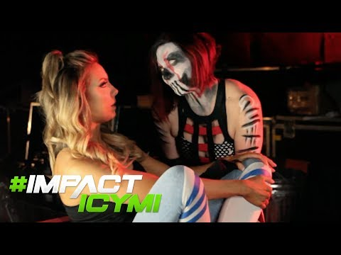 What is Happening Between Allie and Rosemary?   #IMPACTICYMI June 1st, 2017