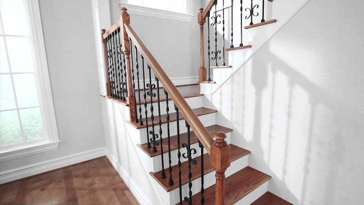 Stair Renovation Solutions Baluster Replacement Kits Youtube