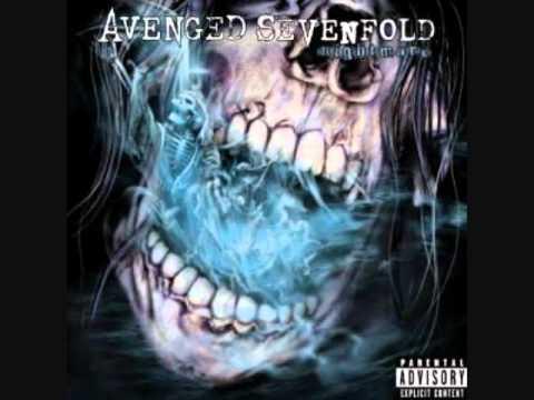 Avenged Sevenfold - Danger line ( lyrics )