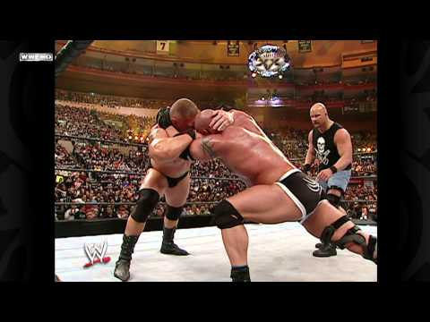 Wrestlemania Xx March 14, 2004 Goldberg Vs. Brock Lesnar video