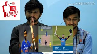 Virat Kohli    King Kohli's 39th fifty & Centry against Australia   Pakistan People's Reaction