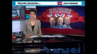 RACHEL MADDOW BITCHSLAPS romney, ryan, akin and the gop INTO SUBMISSION