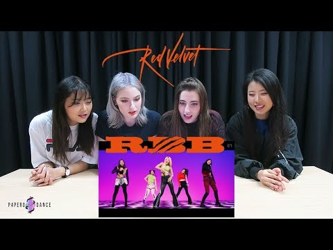 [MV REACTION] REALLY BAD BOY - RED VELVET | P4pero Dance