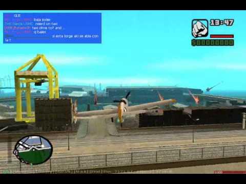 Cómo manejar los aviones y el hydra en San Andreas