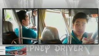 BP: Litrato ng gwapong jeepney driver, viral sa social media