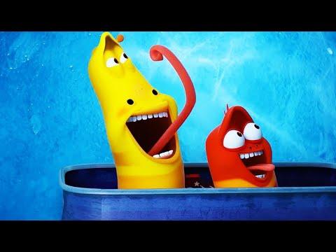 LARVA | BOBSLEIGH | 2018 Filme completo | Dos desenhos animados | Cartoons Para Crianças