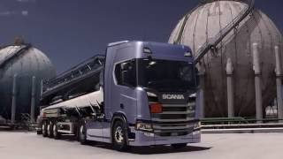 Scania solution Bulk ADR Transport