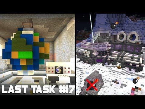 Last Task #17 - Мою Базу Заминировали... | Дом Аида и Маленькая Планета на Базе!