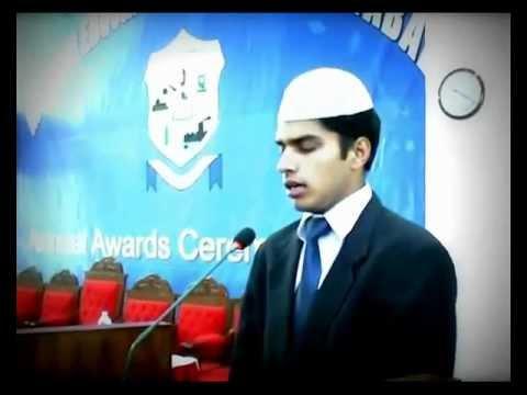 Kuch Nahi Mangta Shahon Say (urdu Naat) : Muhammad Ehsan Umer Farooqi video