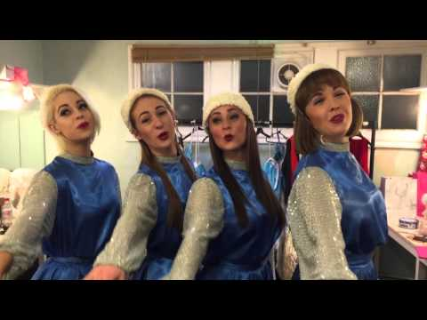 Our Cinderella panto company recreated this hit during our run in Worthing. A great memory of a fantastic season. * I do not own the copyright to the song *