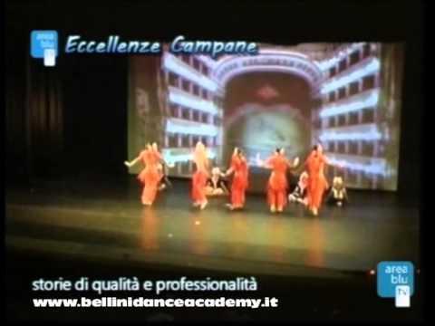 Bellini Dance Academy Special Area Blu tv spettacolo di fine anno 2013 Accademia Bellini