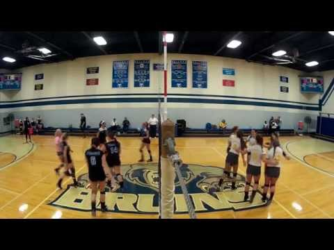 KCC women's volleyball vs. Ancilla College