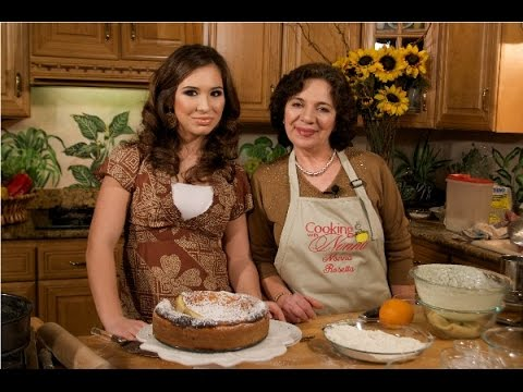 Ricotta Cheesecake - Italian Recipes by Rossella Rago - Cooking with Nonna