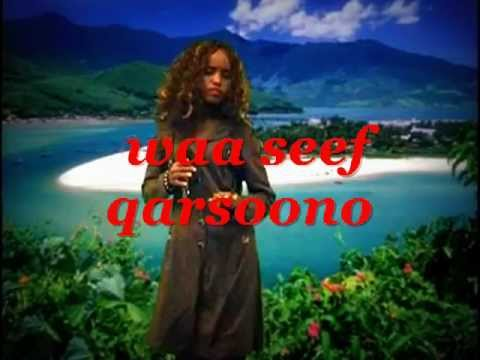 somaliweyn by qali ladan with lyrics