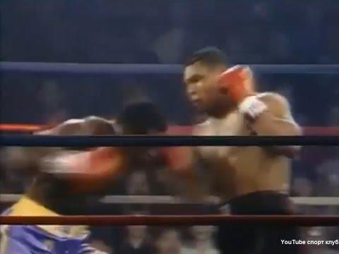 Бокс. Майк Тайсон - Марк Янг (ком. Беленький, Высоцкий) Mike Tyson - Mark Young