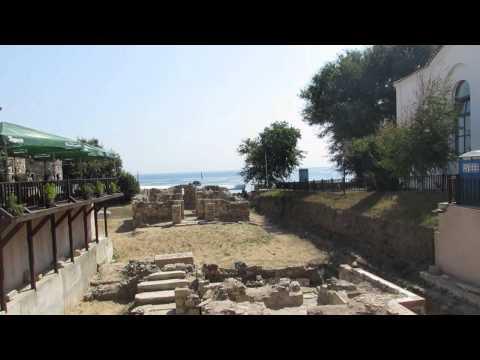 Два прекрасных старинных города Болгарии. Несебр и Созополь. Nesebr e Sozopol