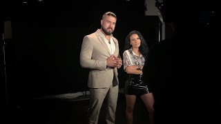 Apollo Crews confronts Andrade & Zelina Vega: WWE Exclusive, June 26, 2019