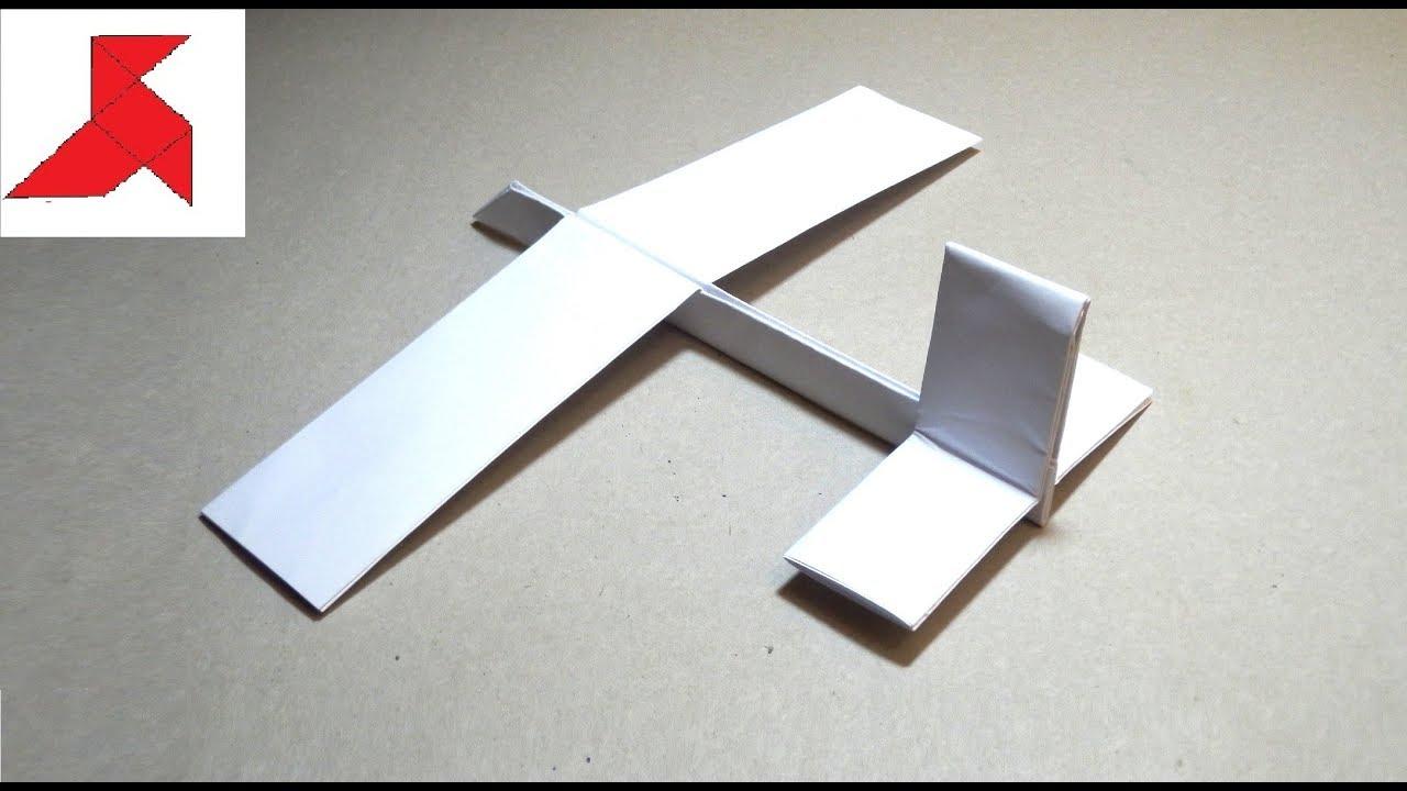 Самолет по своими руками из бумаги 114