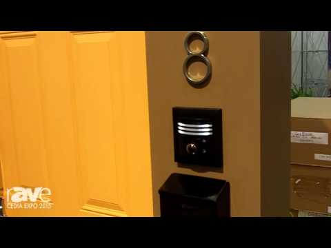 CEDIA 2015: Elan Demos Its New Networked Intercom System That Allows Access from Outside the Home