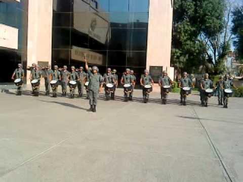 banda de guerra del pentathlon unidad bosque torreon coah