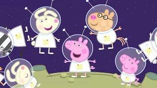 小猪佩奇   精选合集   1小时   时间胶囊  粉红猪小妹 Peppa Pig Chinese  动画