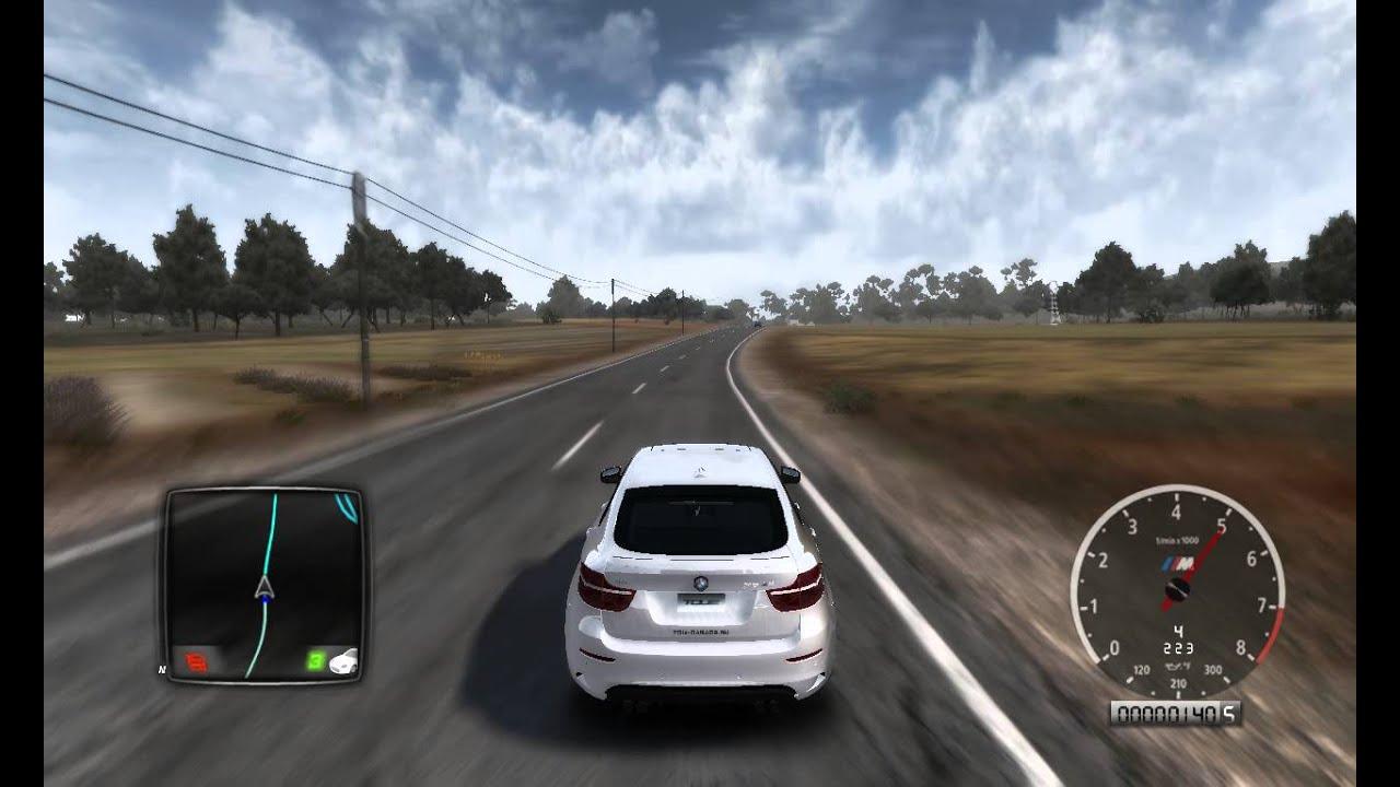 Bmw X6 Crash At 300km H Tdu2 Youtube