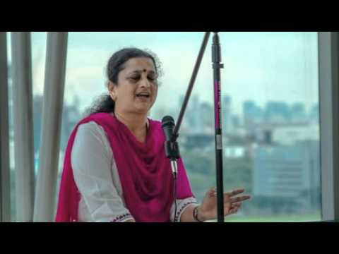 Padmanabha Narayana-marathi Abhang By Smt. Geeta Gulvady video