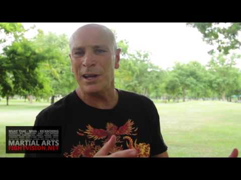 Daniel Sullivan Dirty Boxing Demonstrations