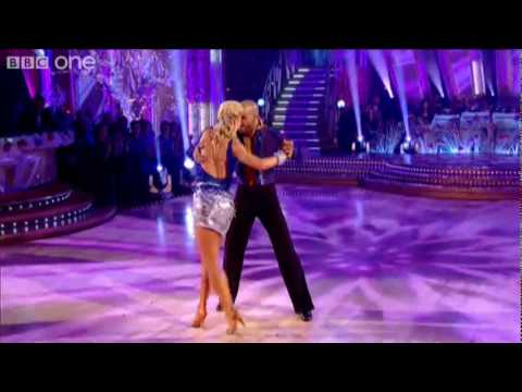"http://www.bbc.co.uk/strictly Ricky Whittle and his dance partner Natalie Lowe perform a Cha Cha to ""Sunshine Of Your Love"" by Spanky Wilson."