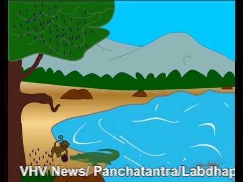 Panchatantra Ki Kahaniya.flv video