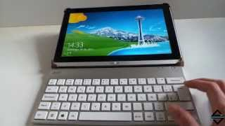 Acer Iconia Tab W700: Unboxing y análisis Xpress