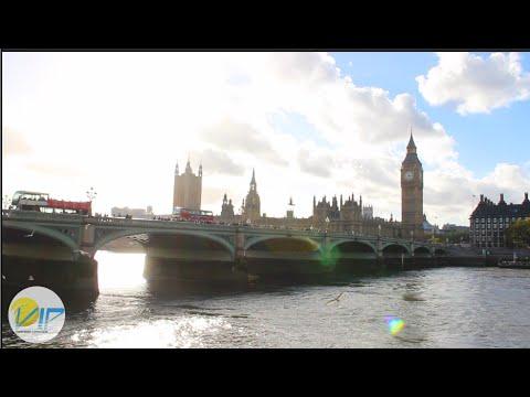 City tour em londres youtube for Tour city londres