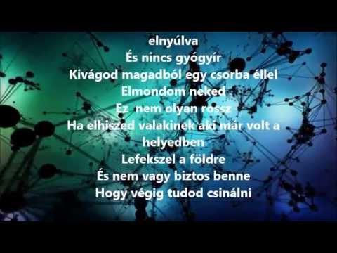 Nickelback - Lullaby Magyar Felirat video