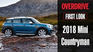 2018 Mini Countryman | First Look | OVERDRIVE