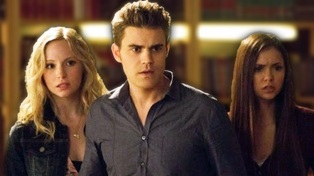 The Vampire Diaries | Serie | MijnSerie