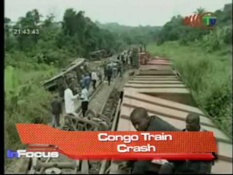 Congo Train Crash