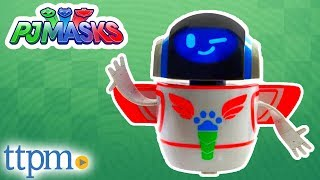 PJ Masks PJ Robot Toy Review | Just Play Toys