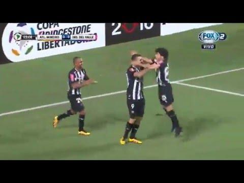 Atlético Mineiro 1 - 0 Independiente del Valle Copa Libertadores 2016