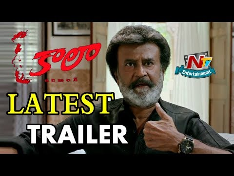 Kaala Movie Telugu Latest Trailer | Rajinikanth, Huma Qureshi | NTV Entertainment