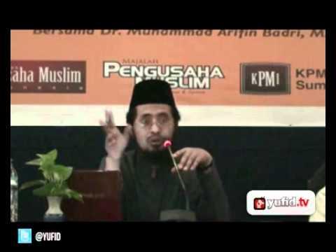 Seminar Ekonomi Islam - Alternatif Permodalan Dalam Islam (#7) - Dr. Muhammad Arifin Badri