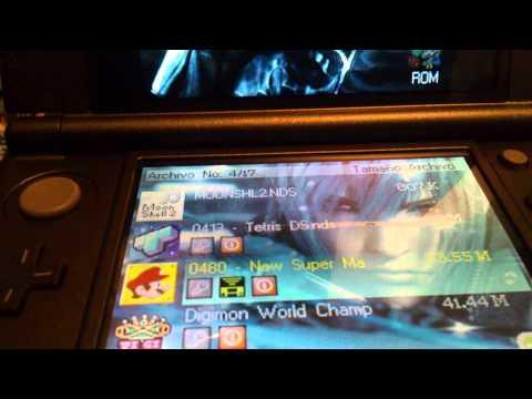 flash card r4 en new 3ds funciona