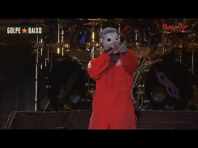 Slipknot - Amor de Chocolate