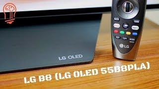 Test LG B8 - Smart TV ze sztuczną inteligencją! 🤓📺 (LG OLED 55B8PLA)
