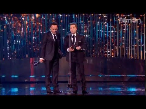 Ant & Dec National Television Awards - Best Entertainment Presenter award 2014