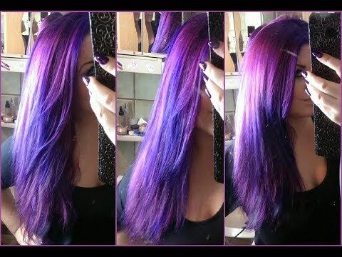 Von Pink zu Violet mit Directions! Komm mit auf meine