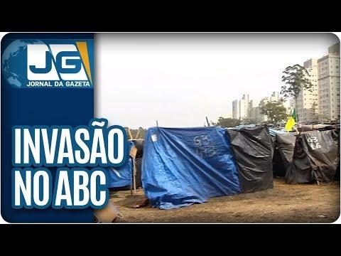 Invasão no ABC tem 7 mil famílias